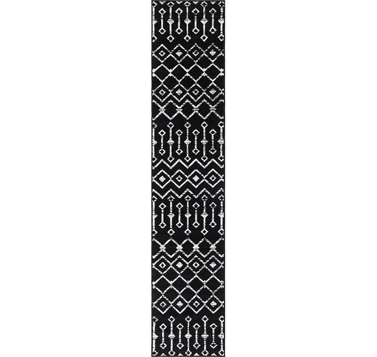 2' x 8' 10 Kasbah Trellis Runner Rug