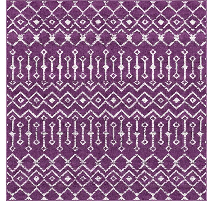 6' x 6' Kasbah Trellis Square Rug