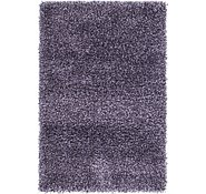 Link to 80cm x 122cm Luxe Solid Shag Rug
