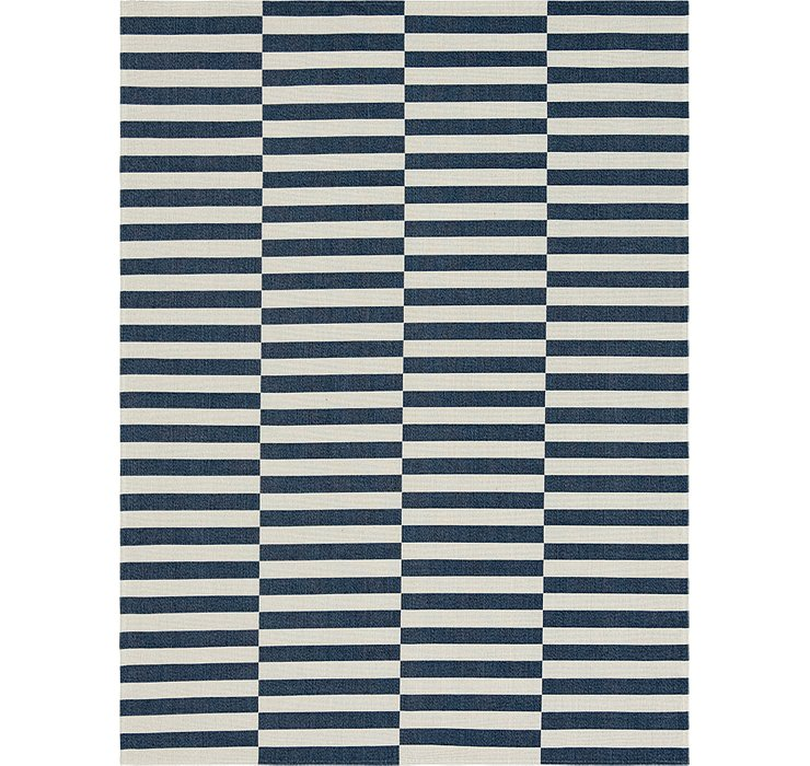 Navy Blue Georgia Rug