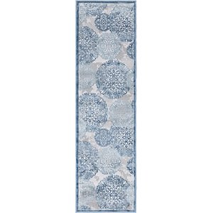 Link to 60cm x 213cm Chesterfield Runner Rug item page