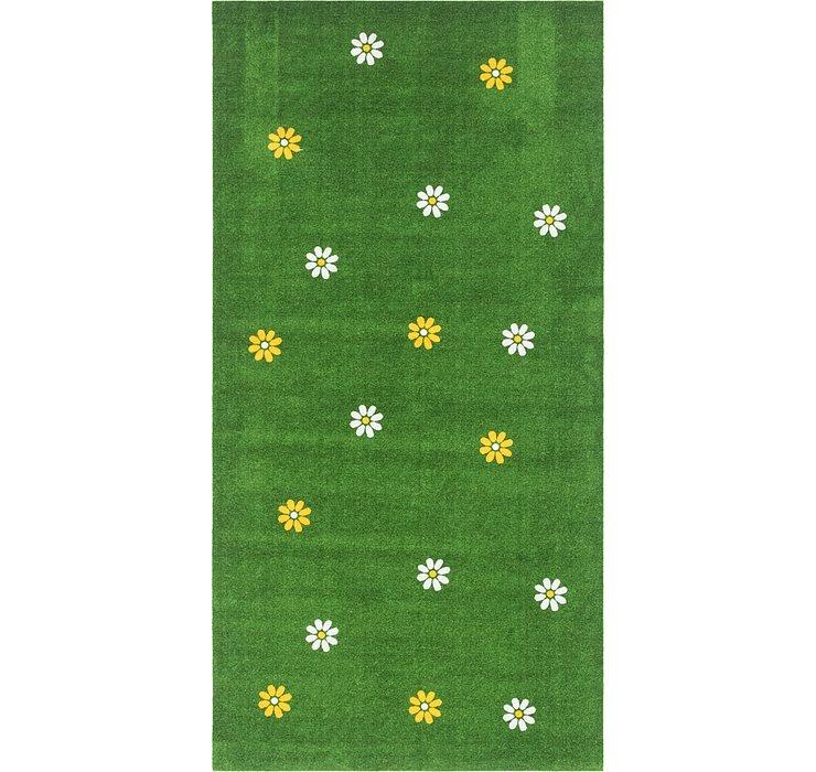 3' 4 x 6' 6 Doormat Rug