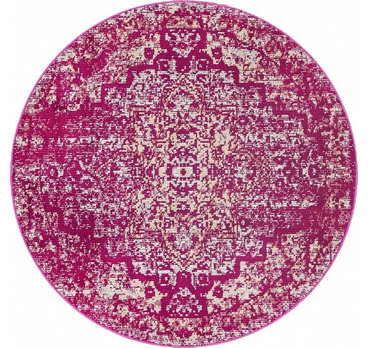 4' x 4' Amulet Round Rug