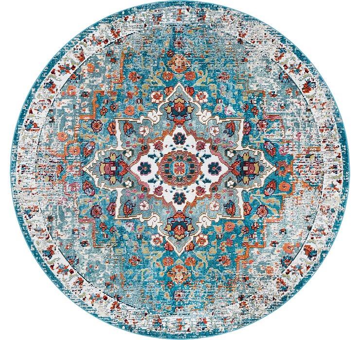 213cm x 213cm Amulet Round Rug