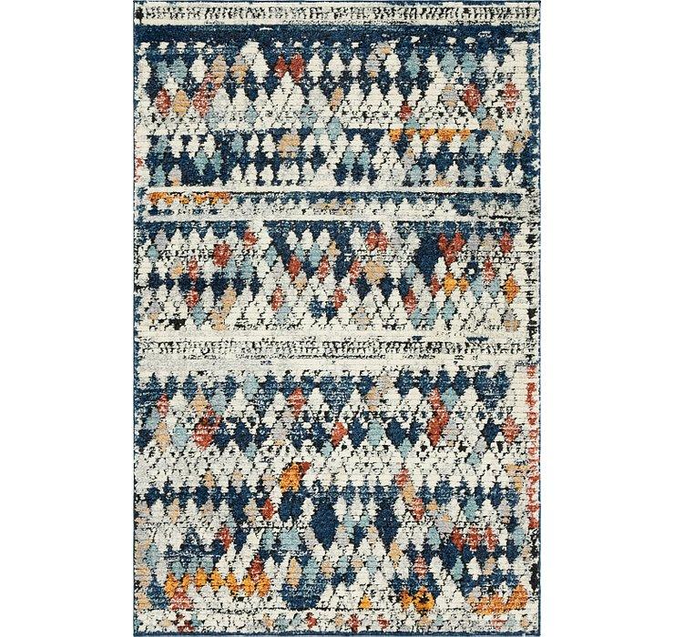 5' x 8' Morocco Rug