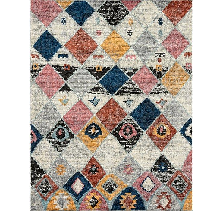 9' x 12' Morocco Rug