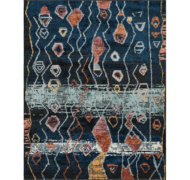 8' x 10' Morocco Rug